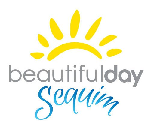 Sequim beautiful day logo