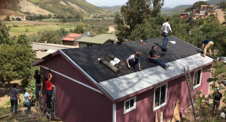 Dofo Project 2017-roofing